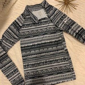 Like New Nike Black / Gray Jacket Size Large